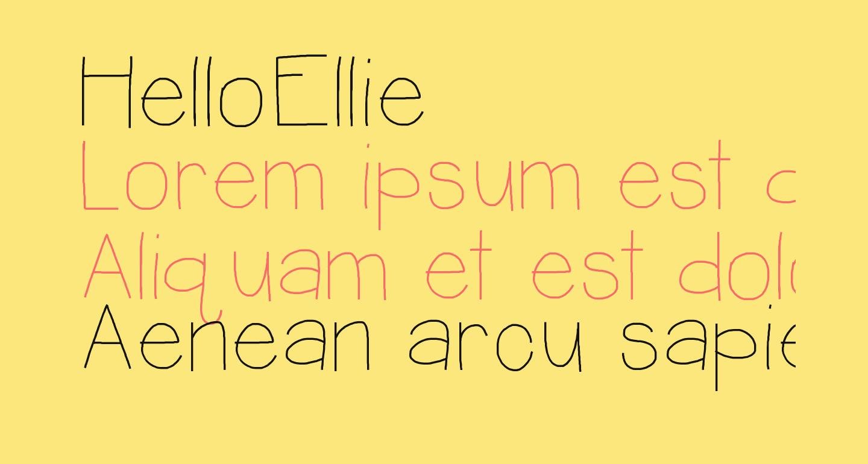 HelloEllie