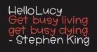 HelloLucy