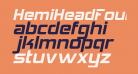 HemiHeadFourTwentySix-Regular