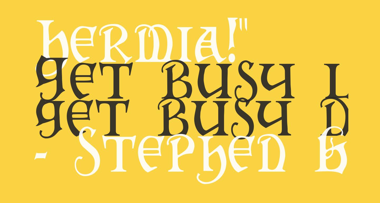 Hermia!'