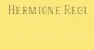 Hermione-Regular