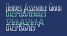 Heroes Assemble Gradient Regular