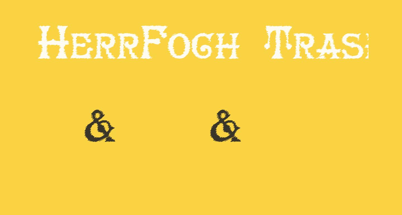 HerrFoch Trash