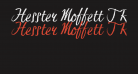 Hesster Moffett TRIAL