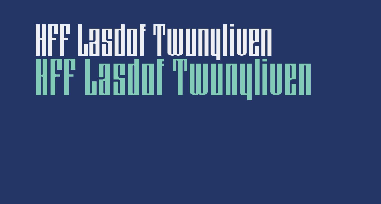 HFF Lasdof Twunyliven