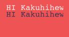 HI Kakuhihewa  Plain