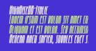 HighRiseBB-Italic