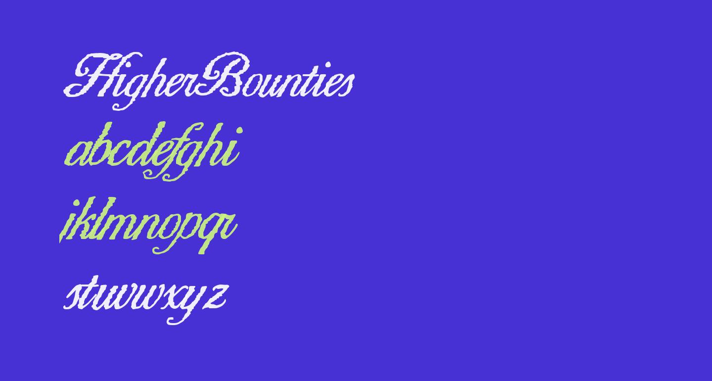 HigherBounties