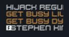 Hijack Regular