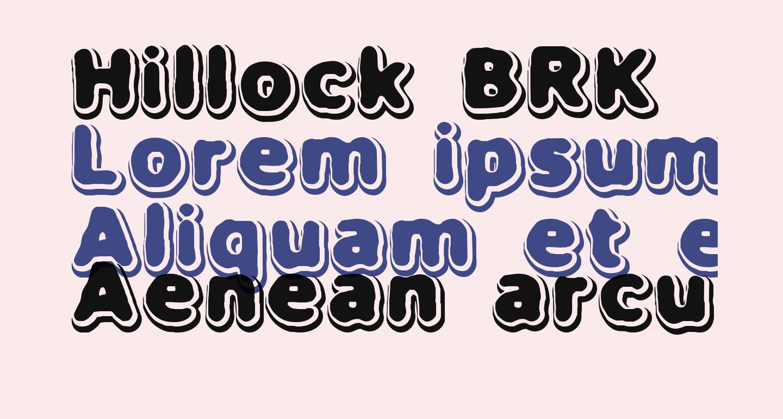 Hillock BRK