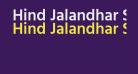 Hind Jalandhar SemiBold