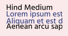 Hind Medium