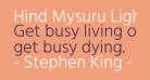 Hind Mysuru Light