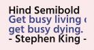 Hind Semibold