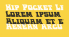 Hip Pocket Leftalic