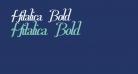 Hitalica  Bold