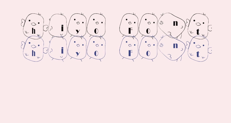 hiyo Font