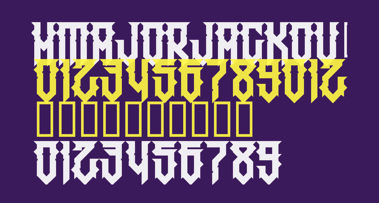 HMajorJackov-Regular