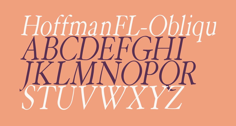 HoffmanFL-Oblique