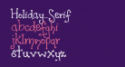 Holiday_Serif