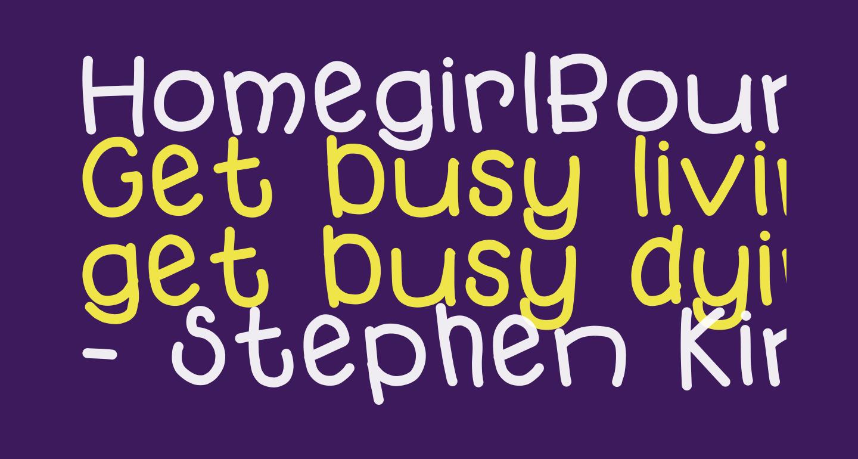HomegirlBouncy