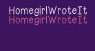 HomegirlWroteIt