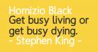 Homizio Black