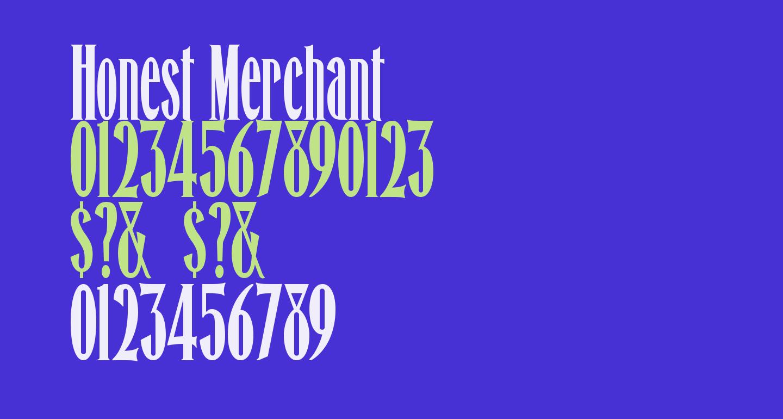 Honest Merchant