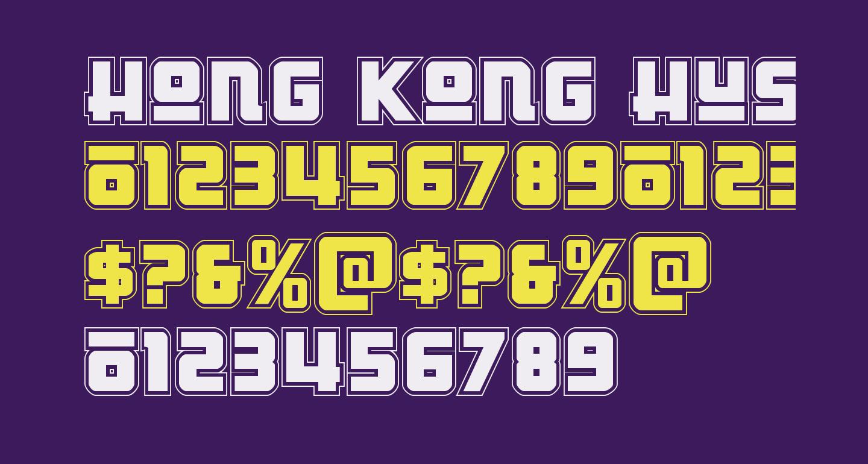 Hong Kong Hustle Academy Regular