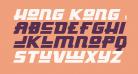 Hong Kong Hustle Expanded Italic