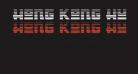 Hong Kong Hustle Gradient Regular