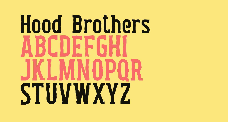 Hood Brothers
