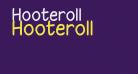 Hooteroll
