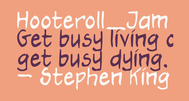 Hooteroll_Jam