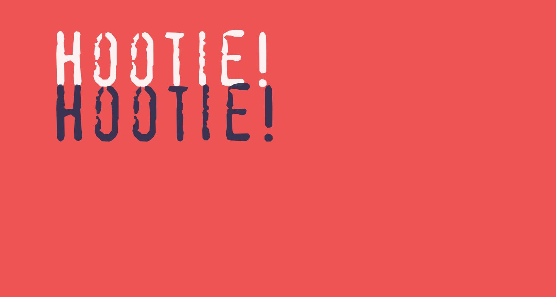 Hootie!