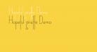 Hopeful giraffe Demo