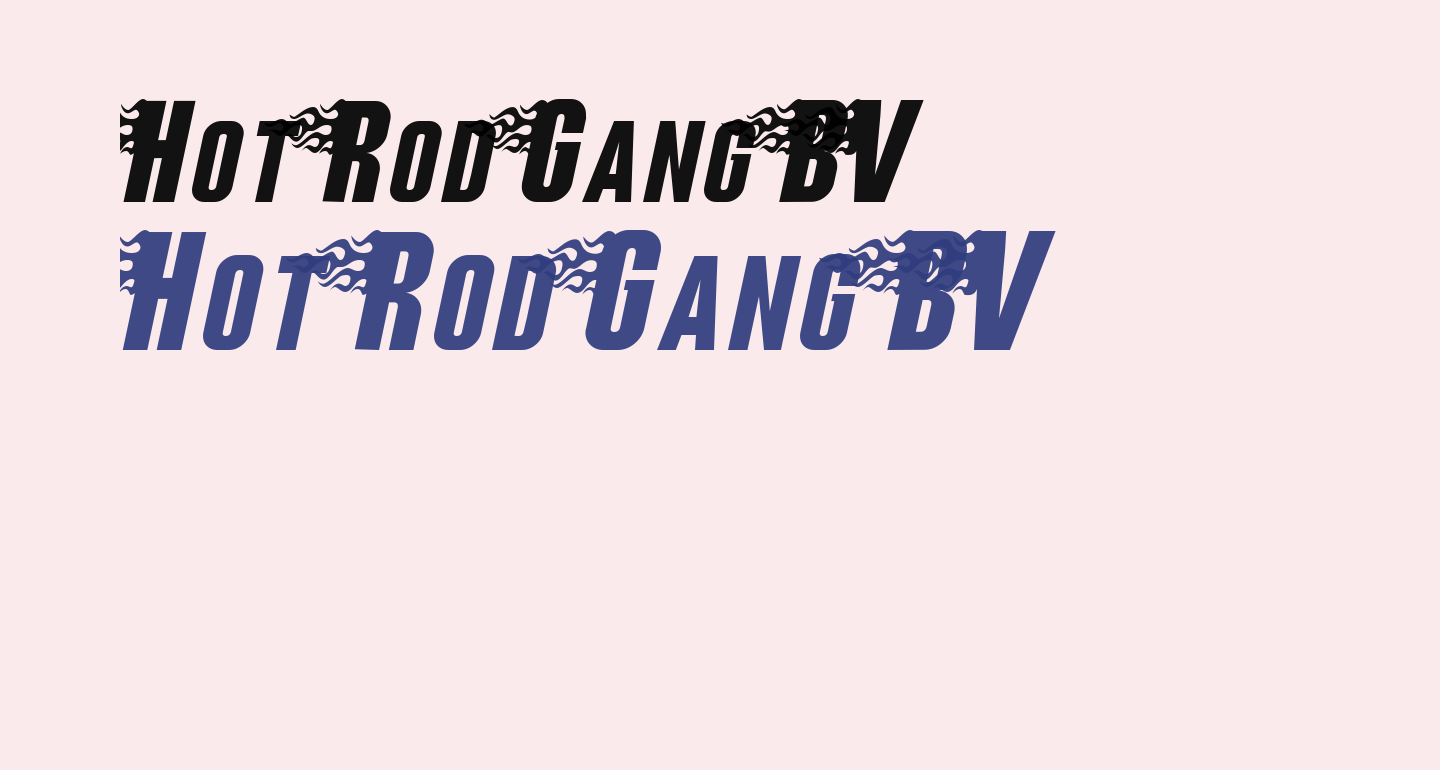 Hot Rod Gang BV