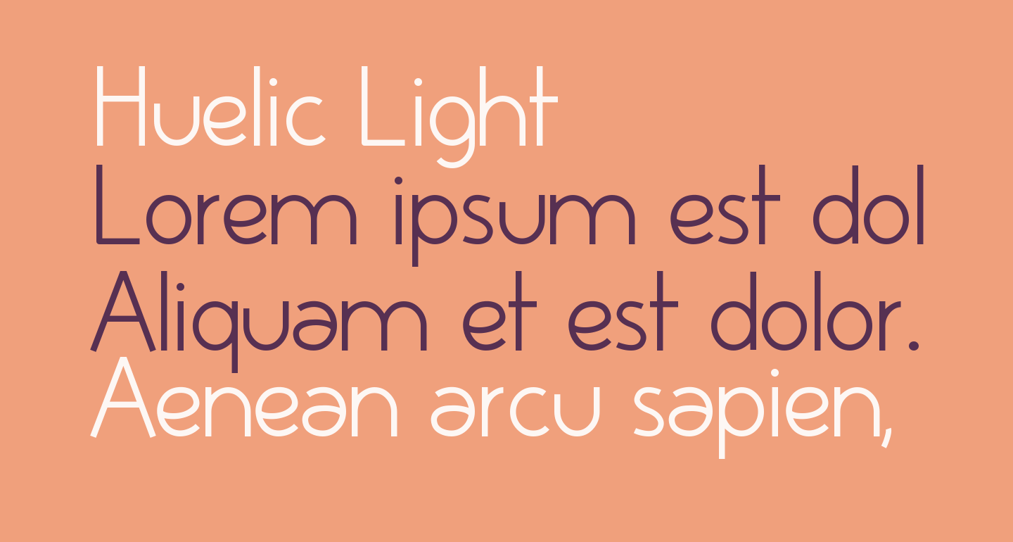 Huelic Light