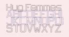 Hug Femmes White