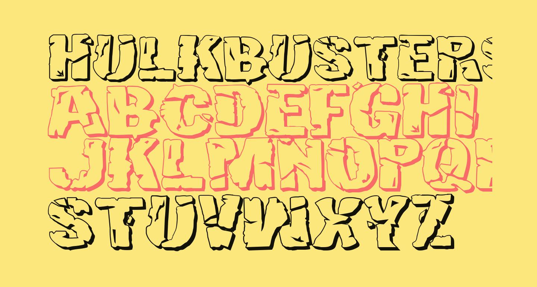 Hulkbusters 3D