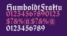 HumboldtFraktur Bold