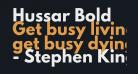 Hussar Bold