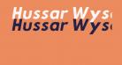Hussar Wysoki Oblique