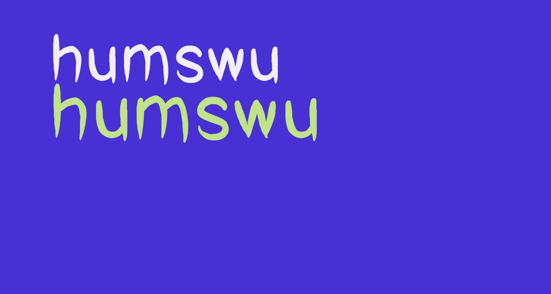 humswu