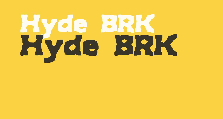 Hyde BRK