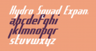 Hydro Squad Expanded