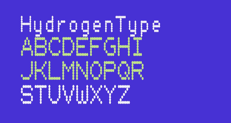 HydrogenType