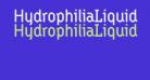 HydrophiliaLiquid