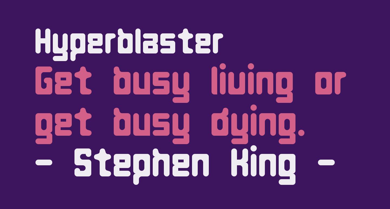 Hyperblaster