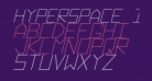 Hyperspace Italic